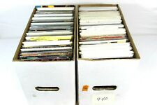 Huge Comic Book Lot 300 Marvel Dc Image Valiant Mixed Wholesale Resale Long Box