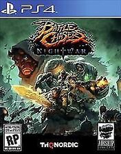 Battle Chasers: Nightwar (Sony PlayStation 4, 2017)