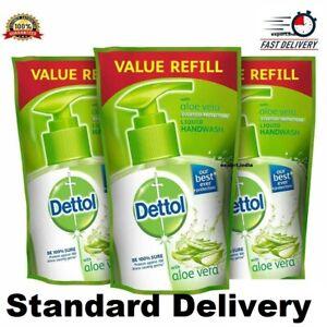 Dettol Liquid Hand Wash Refill Aloe Vera Hand Wash 100% Original