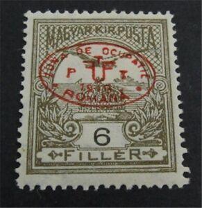 nystamps Hungary Stamp # 2N3 Mint OG H $50   L23y366