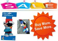 Minnie Mouse 3D Girl Car Safety Seat Belt Cover Stroler Shoulder Cushion Pads