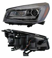 HEADLAMP HEADLIGHTS LED GMC ACADIA 13-16 LH  DRIVER SIDE 23358994 GM2502376