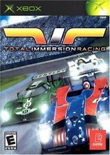 Total Immersion Racing - JEU - XBOX - NEUF