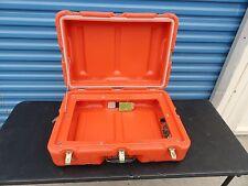 Hardigg Pelican Hinged Utility Briefcase Heavy Duty ATA Molded Case