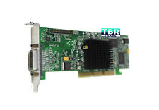 Matrox Millennium G550 G55MADDL32DR AGP Graphic Video Card Dual monitor LFH-60