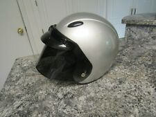 Vega Motorcycle Helmet with Visor and Shield. Size XL 🏍