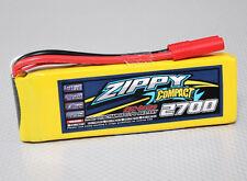RC ZIPPY Compact 2700mAh 3S 25C Lipo Pack