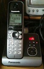 Panasonic schnurloses Telefon mit Anrufbeantworter