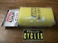 Yamaha DT2 DT3 250 Enduro 1972 & 1973 Air Filter cleaner & Cage UNI NU-2201
