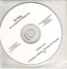 (CQ544) El Dog, A Princess A Monkey - DJ CD