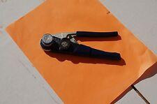 Buchanan Crimping Crimper Tool Teminal Solderless MILITARY M22520/2Contact Pins