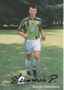 AK 963 Dragan Stevanovic VfL Wolfsburg
