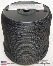 """400' 3/16"""" DACRON POLYESTER ANTENNA SUPPORT ROPE DIPOLE INVERTED V GIN POLE GUY"""