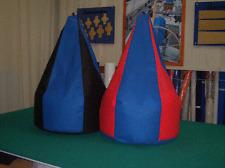 Poltrona pouf a sacco vuota - Made in Italy