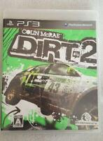 PS3 Colin McRae: DiRT2  70155  Japanese ver from Japan