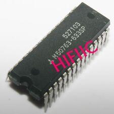 1PCS MITSUBISHI M50763-633SP DIP30 IC