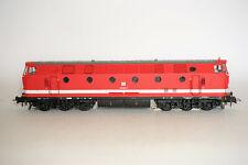 H0 Brawa 0432 Diesellokomotive BR 229 100-3 DR rot AC ohne OVP gebraucht