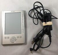 Sony Digital eBook Reader PRS-300 (Pocket Edition), Silver, 5 in. screen G23