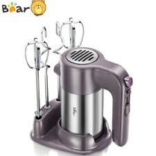 Misturador Elétrico Urso Portátil 5 velocidades Liquidificador de comida para bater claras Cozinha Batedor de Ovos nos