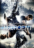 Insurgent - DVD + Digital DVD
