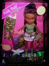New BRATZ CAMO SASHA FUNK OUT  DOLL GORGEOUS VERY COOL MUST SEE rare