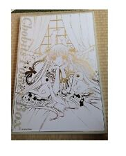 CLAMP Chobits Poster Box with ALL 25 posters + booklet NEW art book