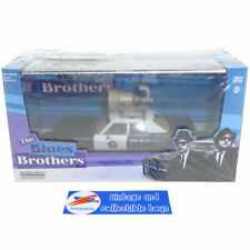 Greenlight 1:43 | Dodge Monaco Bluesmobile Horn on Roof - Blues Brothers 86423
