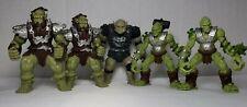 Chap Mei Troll Orc Ogre Lot True Legends Green Mythical Warriors    (A9)