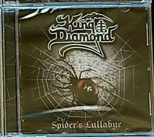 KING DIAMOND - The Spider's Lullabye CD new