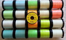 >> Uni Glow Combo <<  Fly Tying, Thread. Floss. Yarn. Tinsel. Mohair.