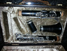 Pruefer Artist Bb Clarinet for Repad Complete Excellent Bones