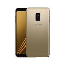 Samsung Galaxy A8 (SM-A530) Gold- GSM Single SIM Unlock. Very Good Condition!