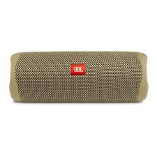JBL Flip 5 Portable Waterproof Bluetooth Speaker, Sand