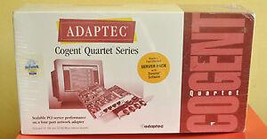 Adaptec Cognet Quartet Series Netwok Adapter ANA-6944 ANA-6940 6904 PCI NEW