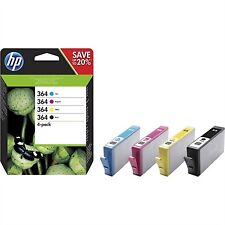 Cartucho HP 364 CMYK Combo 4-pack