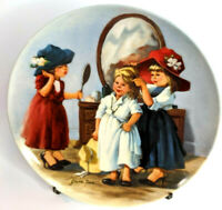 """1986, """"High Society,"""" Edwin M. Knowles Collector Plate, Limited Edition"""