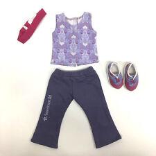 American Girl Yoga Outfit MyAg (A13-04)