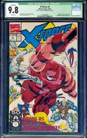 *SIGNED BY ROB LIEFELD* X-Force 3 CGC SS 9.8 Juggernaut Story Movie