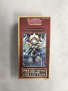 Cardfight!! Vanguard Premium Collection 2020 Sealed Booster Box TCG