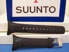 Suunto Watch Band M5. Ladies  Black Resin w/Attach Pin