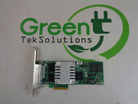 HP 436431-001 NC364T Quad Port Gigabit Server Network Adapter Full Height Brckt