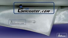 "60/"" wide in 50/' feet length Best quality 200g Fiberglass Cloth Plain Weave 6oz"