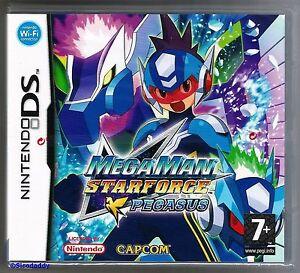 Nintendo DS Megaman Starforce Pegasus, To be updated, stock image used