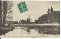 CPA 71- Paray-le-Monial - Les Bords de la bourbince