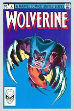 Wolverine #2 October 1982 NM Signed by Josef Rubinstein