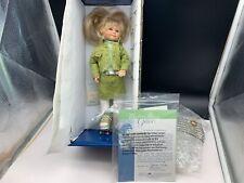 Gabriele Müller Porzellan Puppe 29 cm. Top Zustand