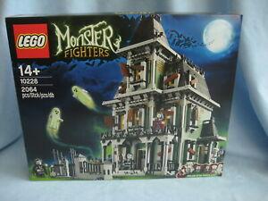 Lego Set Monster Fighters Exklusiv Set 10228 Geisterhaus Haunted House Neu + ovp