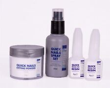 The Edge Quick Nails Trial Kit acrylic dipping student starter beginner