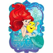 Little Mermaid Party Invitations For Sale Ebay