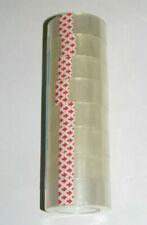 Lot x8 Rouleaux Ruban Adhesif Transparent 25 mètre19 mm Papeterie Fourniture